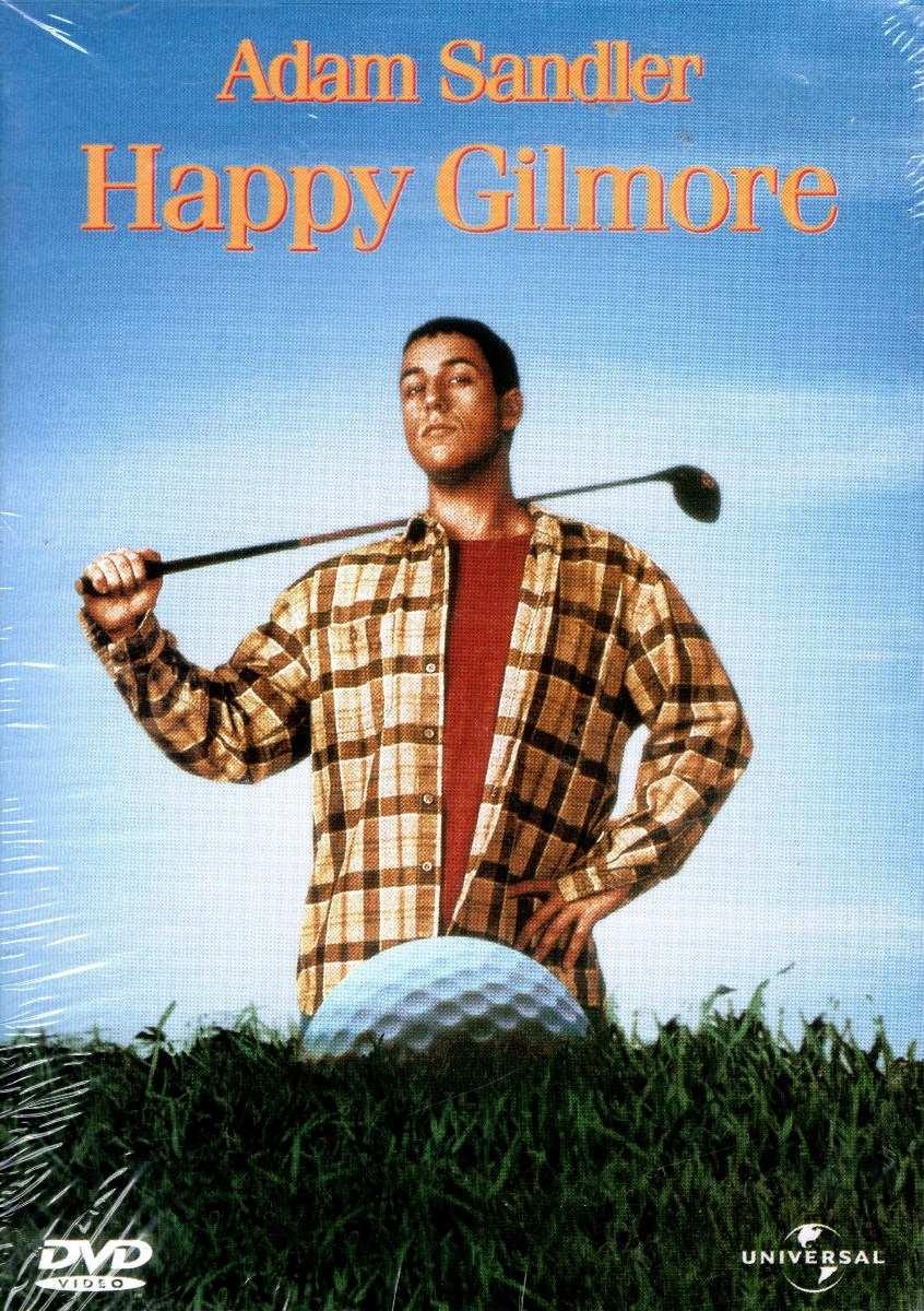 Dvd Happy Gilmore ( Happy Gilmore ) 199 - $ 189.00 en ...