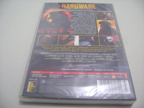 dvd hardware o destruidor do futuro ! original !