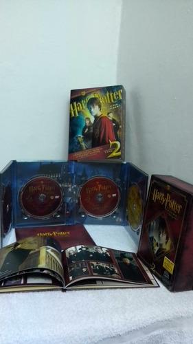 dvd harry potter 2 estuche envio gratis dhl