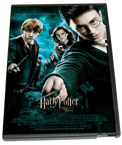 dvd harry potter 5