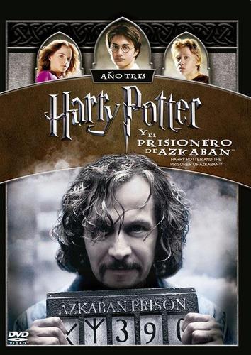 dvd - harry potter y el prisionero de azkaban