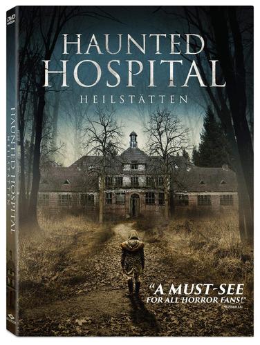 dvd : haunted hospital: heilstdtten (dvd)