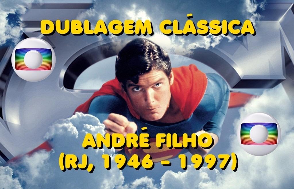 superman 3 dublagem classica