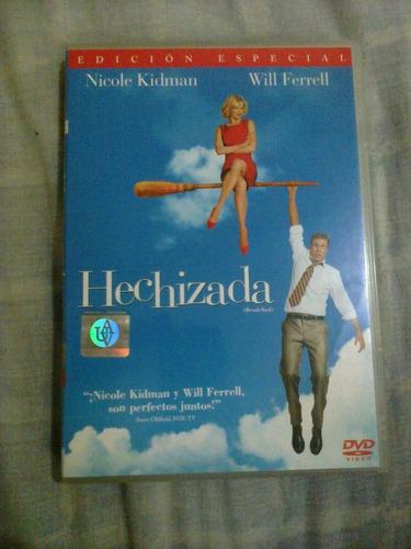 dvd hechizada 2005 bewitched nicole kidman