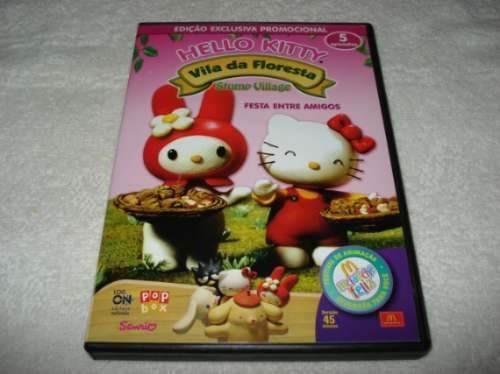 dvd hello kitty vila da floresta original...323b328