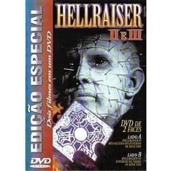 dvd hellraiser il e ill