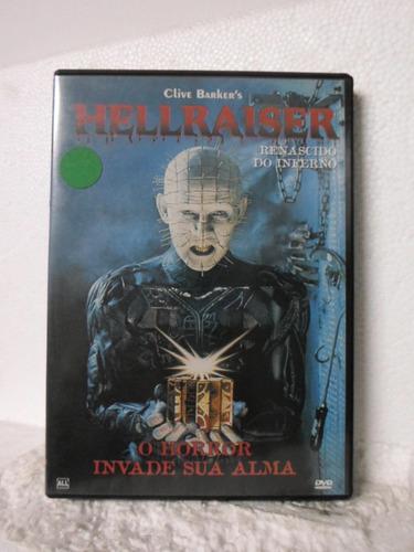 dvd hellraiser - original