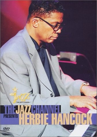 dvd - herbie hancock - the jazz channel presents