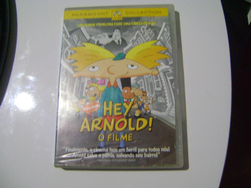 dvd hey arnold! o filme