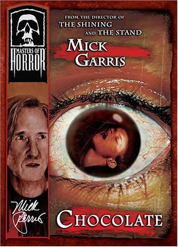 dvd historias de ultratumba vol. 4 chocolate mick garris