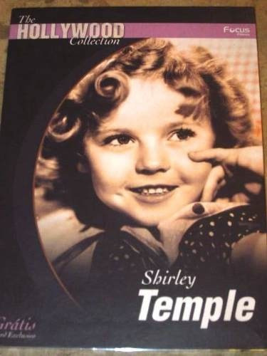 dvd hollywood collection - shirley temple (lacrado)