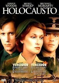 dvd holocausto, minissérie box  3 dvds meryl streep +