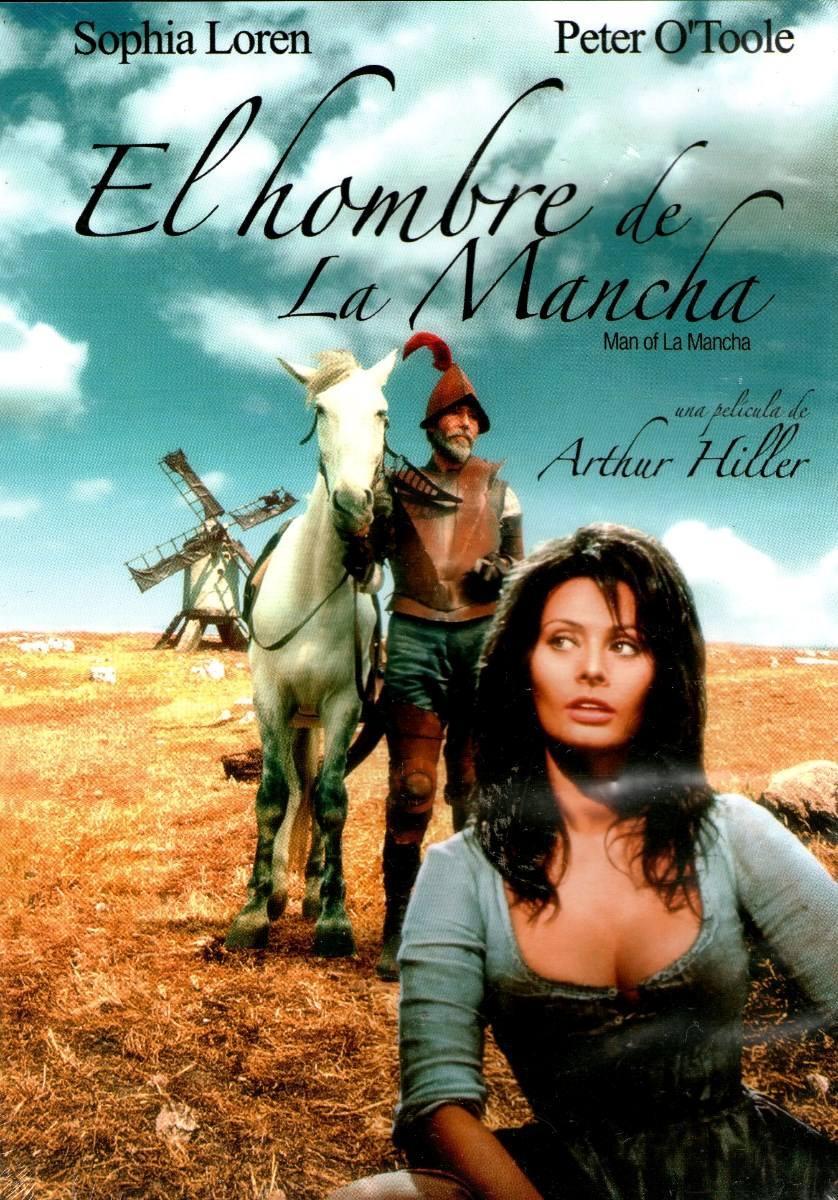 Dvd Hombre De La Mancha Man Of La Mancha Arthur