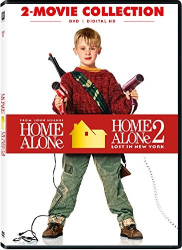 dvd : home alone / home alone 2: lost in new york (dolby...