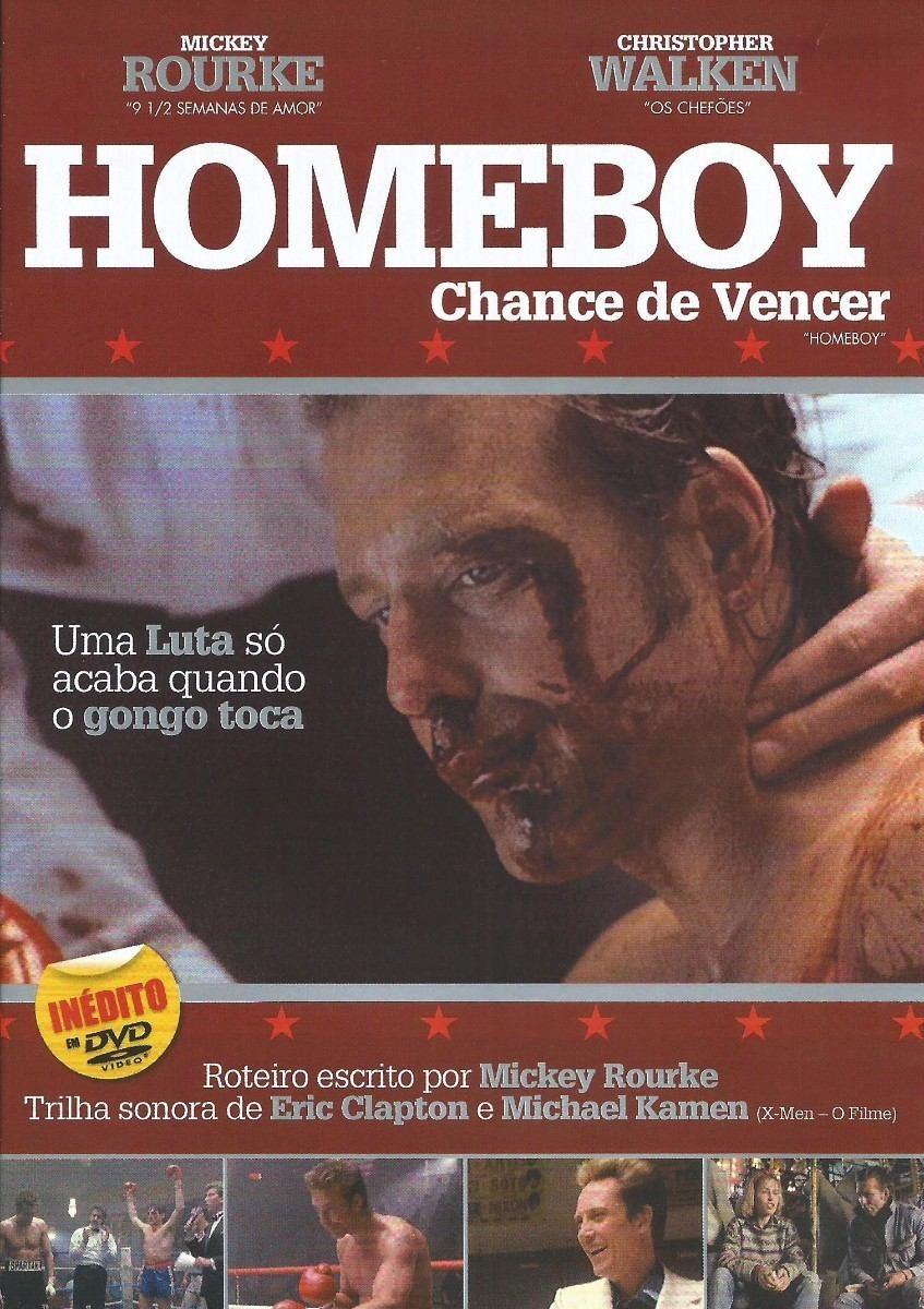 Dvd Homeboy Chance De Vencer - Filme - R$ 17,80 em Mercado Livre