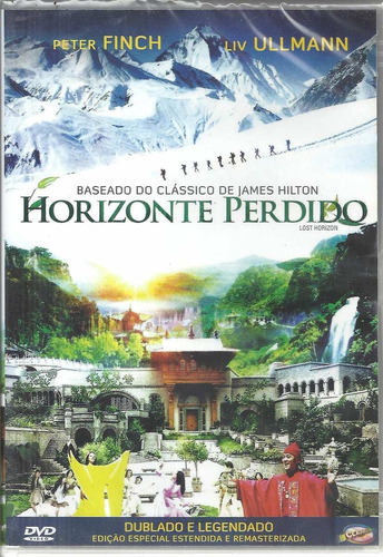 dvd horizonte perdido (1973) - bonellihq cx345 f18