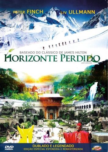 dvd horizonte perdido, com peter finch, liv ullmann 1973 +