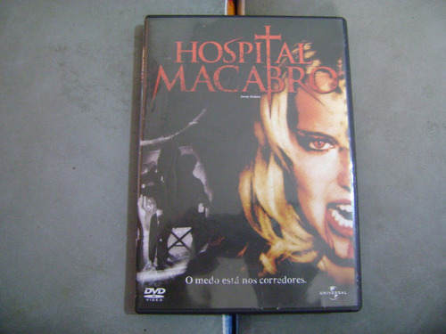 dvd  hospital macabro candy stripers scott aaronson 2006