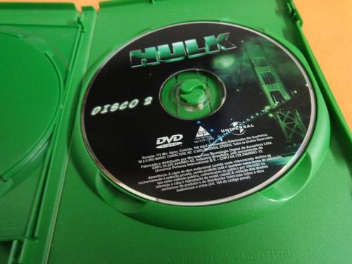dvd hulk original filme