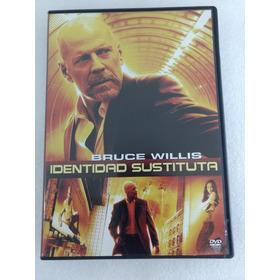 Dvd Identidad Sustituta. Bruce Willis.