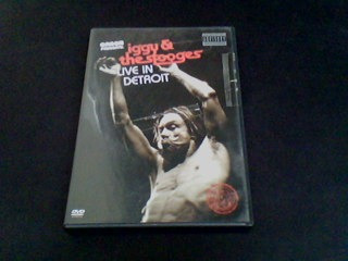 dvd iggi the stooges live in detroit