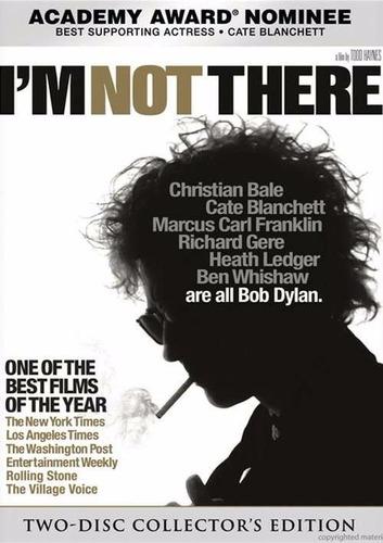 dvd i´m not there / edicion de 2 discos