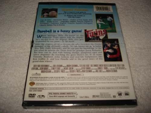 dvd importado usa região 1 little big league
