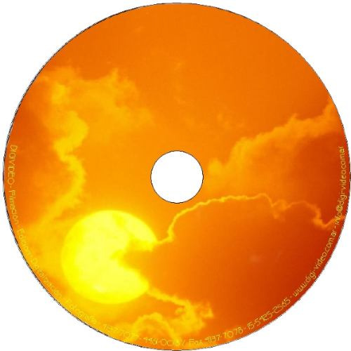 dvd impresión dvd