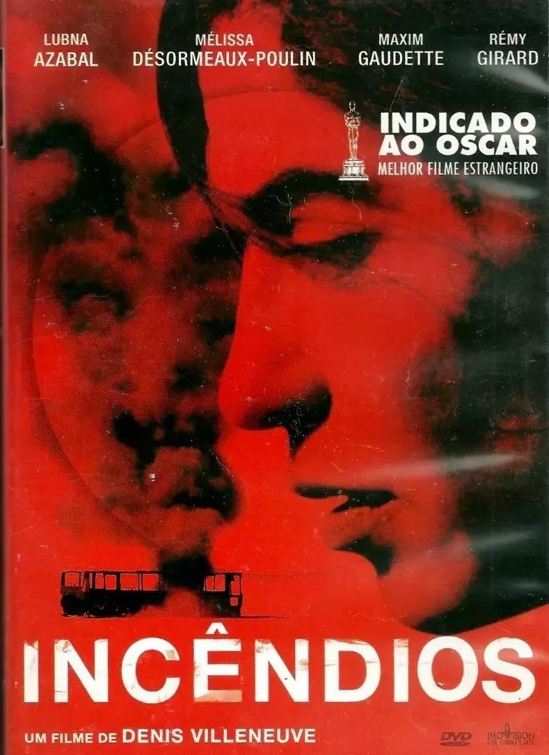 Dvd Incêndios ( Denis Villeneuve ) Original, Novo, O Último! - R$ 145,00 em  Mercado Livre