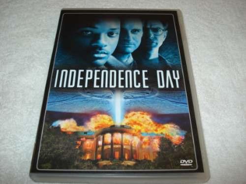 dvd independence day novo lacrado
