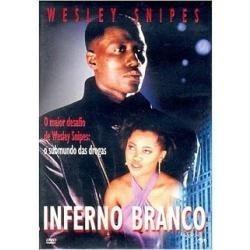 dvd inferno branco - wesley snipes -