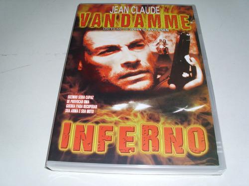 dvd inferno com van damme