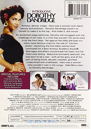 dvd :   - introducing dorothy dandridge (full frame,...