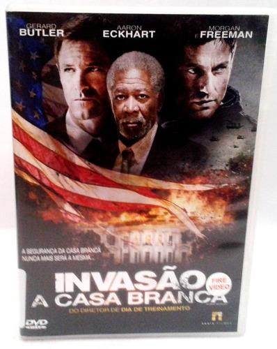 dvd invasão a casa branca (original)