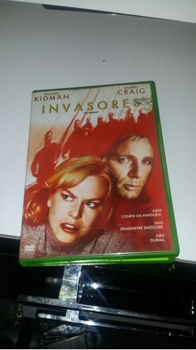 dvd invasores