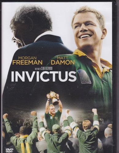 dvd invictus - frete grátis