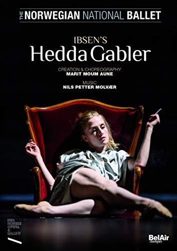 dvd : isben's hedda gabler