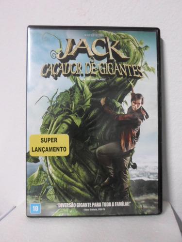 dvd jack o caçador de gigantes