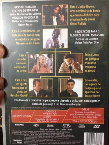 dvd jackie brown tarantino