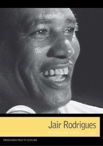 dvd jair rodrigues - ensaio 1991 tv cultura