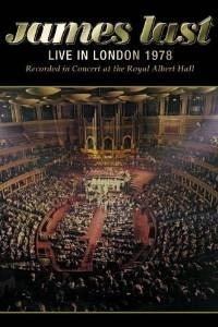 dvd james last: live in london 1978