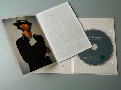 dvd jamiroquai high times 1992 - 2006 edicion usa