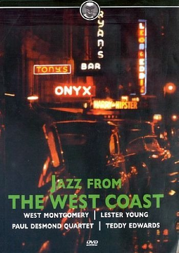 dvd jazz from the west coast