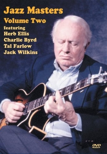 dvd jazz masters vol. 2 featuring herb ellis, charlie byrd,
