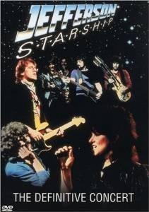 dvd jefferson starship: the definitive concert