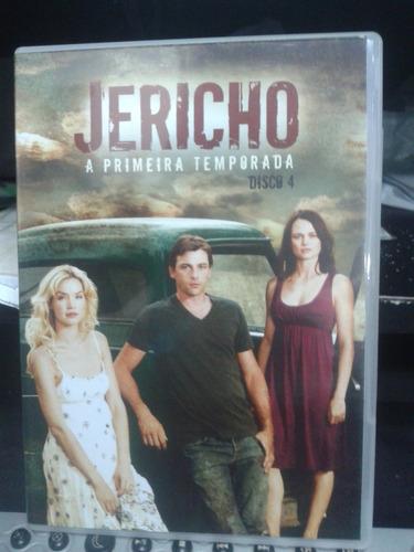 dvd - jericho - a primeira temporada  disco 4