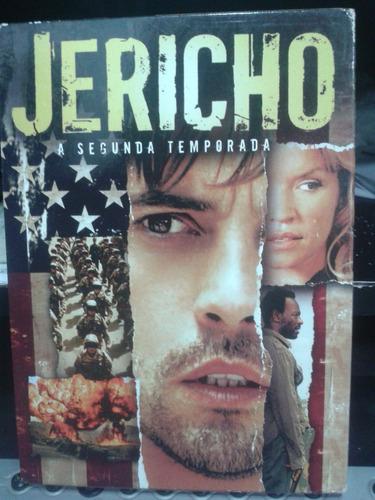 dvd - jericho - a segunda temporada completa