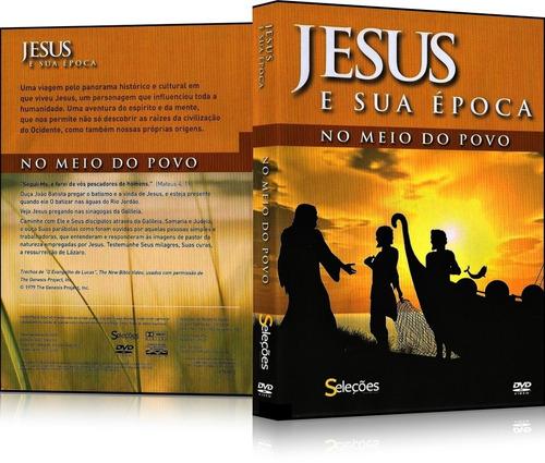 dvd jesus e sua época no meio do povo 1991