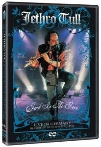 dvd jethro tull: jack in the green - live in germany 1970-93