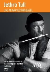dvd jethro tull - live at avo session basel